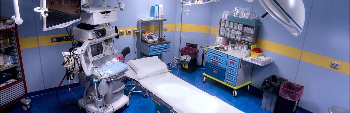 Medical/Hospital Room