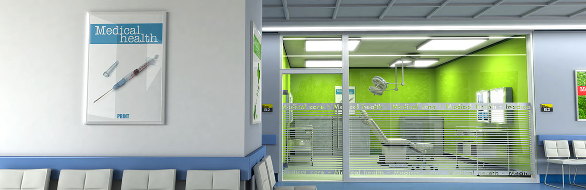Medical/Hospital Waiting Area